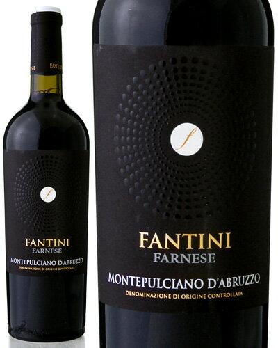 ファンティーニ・モンテプルチアーノ・ダブルッツォファルネーゼ(赤ワイン)[Y][A][P]