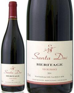 エリタージュ ドメーヌ・サンタ・デュック 赤ワイン