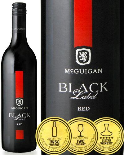 ブラック ラベル レッド[2015] マクギガン ワインズ(赤ワイン)
