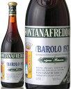 バローロ ヴィーニャ ビアンカ[1971]フォンタナフレッダ(赤ワイン) ※ラベル瓶&キャップに汚れ 破れ 傷有り※[tp][S]