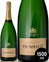 マグナムボトル ブリュット ミレジメ [2005] アンリオ 1500ml( 泡 白 ) シャンパン シャンパーニュ(ワイン(=750ml)10本と同梱可)[S]