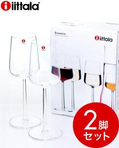 イッタラ エッセンス ホワイトワイングラス・