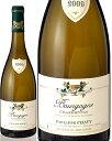 ブルゴーニュ・シャルドネ[2009]フィリップ・シャヴィ(白ワイン)[Y]