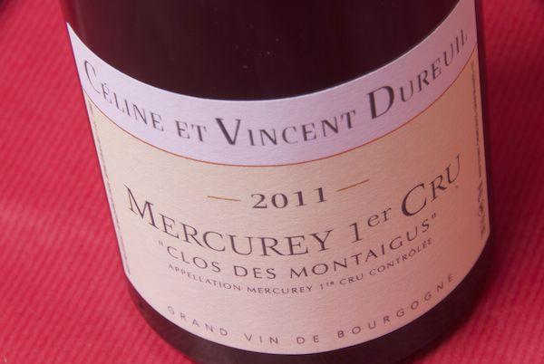 Celine-et-Vincent-dual IL and modernized-Rouge-Premier-Cru-Clos-de-MONTAIGU [2011]