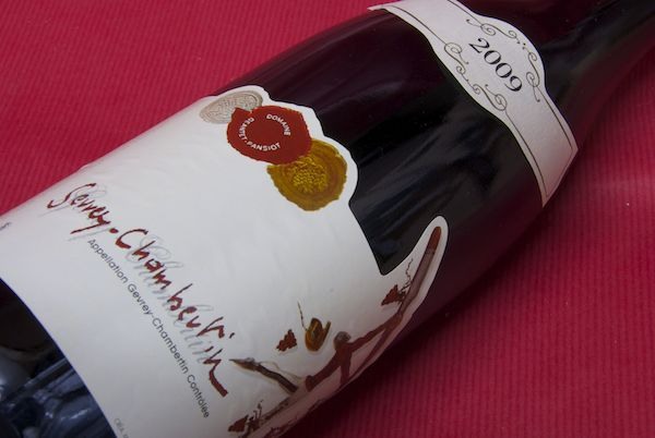 Giant Pancho and gevrey-Chambertin [2009]
