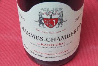 ジャンテ パンショ / charme Chambertin [2009]