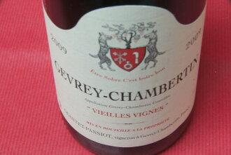 Giant Pancho gevrey Chambertin vieilles Vignes [2009]