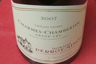 Christoph ペロ Mino / charme Chambertin ヴィエイユ ヴィーニュ [2007]