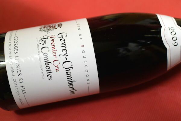 Georges-Ligny and gevrey-Chambertin-Premier-Cru-Les-combat [2009]