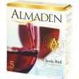 【送料無料】 【赤】アルマデン クラシック・レッド バッグインボックス 5,000ml ボックスワイン 箱ワイン BOXワイン 【あす楽対応_関東】 【smtb-T】