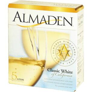 アルマデン クラシック ホワイト バッグインボックス ボックス