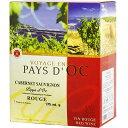ボックスワイン 箱ワイン boxワイン  ヴォヤージ バッグインボックス カベルネ・ソーヴィニヨン 3,000ml パック