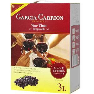 ガルシア カリオン テンプラニーリョ バッグインボックス ボックス