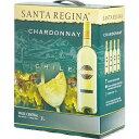 ボックスワイン 箱ワイン boxワイン サンタ・レジーナ シャルドネ バッグインボックス 3,000ml チリワイン