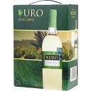 ボックスワイン 箱ワイン boxワイン <白>ウロ マカベオ バッグインボックス 3,000ml