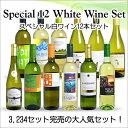 【送料無料】 <第45弾> スペシャル白ワイン12本セ