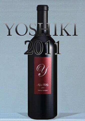 Y by Yoshiki Prestige Cabernet Sauvignon Napa Valley[2011]ワイ・バイ・ヨシキ プレステージ ナパヴァレー カベルネ・ソーヴィニヨン