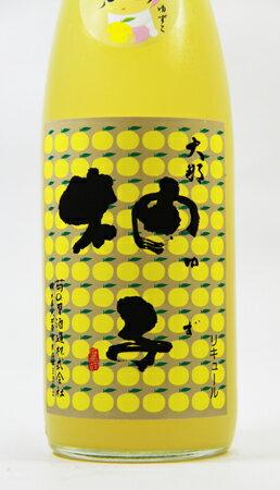 大那 ゆずこ(柚子リキュール) 720ml