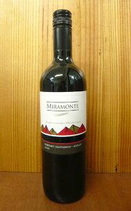 ミラモンテ カベルネ ソーヴィニヨン メルロー カロリー ブランズ セントラル ヴァレー 赤ワイン