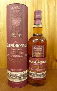 グレンドロナック シェリー ドロナック シングル ハイランド スコッチ