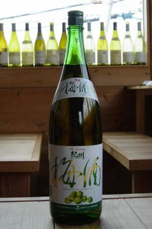 紀州 赤い梅酒(1.8L)の商品画像