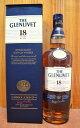 【箱入】ザ・グレンリヴェット[18]年・正規代理店輸入品・シングル・モルト・スコッチ・ウィスキー・オフィシャル・700ml・43度THE GLENLIVET 18 YEARS SIGLE MALT SCOTCH WHISKY 700ml 43%