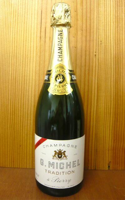 ギー・ミッシェル・シャンパーニュ・トラディション・ミレジム[1983]年・希少限定蔵出し秘蔵古酒・R.M・AOCミレジム・シャンパーニュ・生産者元詰Guy Michel Champagne Tradition Millesime [1983] R.M. (Pierry) AOC Millesime Champagne
