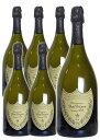 【送料無料】【6本セット】ドン ペリニョン 2008 モエ エ シャンドン 正規 泡 白 辛口 シャンパン シャンパーニュ 750ml ワイン (ドン・ペリニョン) (ドンペリニョン) (ドン・ペリニヨン) (ドンペリ)Dom Perignon [2008] Moet et Chandon AOC Millesime Champagne 6set