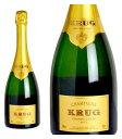 クリュッグ シャンパーニュ グラン キュヴェ ブリュット フランス AOCシャンパーニュ 直輸入品 白ワイン 辛口 泡 シャンパン 750mlKRUG Gran...