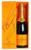 ヴーヴ クリコ イエローラベル ポンサルダン ブリュット 白 泡 N.V 並行 箱付 750ml シャンパン シャンパーニュ (ヴーヴ・クリコ・イエロー・ラベル・ポンサルダン・ブリュット) (ヴーヴクリコ) (ブーブクリコ)Champagne Veuve Clicquot YELLOW LABEL Gift Box