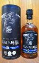 【箱入】ブラックブル[40]年・バッチ#4&ブラックブル・スペシャルリザーヴ・デラックス・ブレンデット・スコッチ・ウイスキー・ダンカンテイラー社・オフィシャルボトル・700ml・41.9%