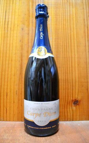 """グロンニェ シャンパーニュ カルプ ディエム ブリュット R.M. AOC シャンパーニュ フランス AOC シャンパーニュ コート デ ブラン(エトージュ)白 泡 辛口 シャンパン 750mlGrongnet Champagne""""Carpe Diem""""Brut R.M. AOC Champagne"""