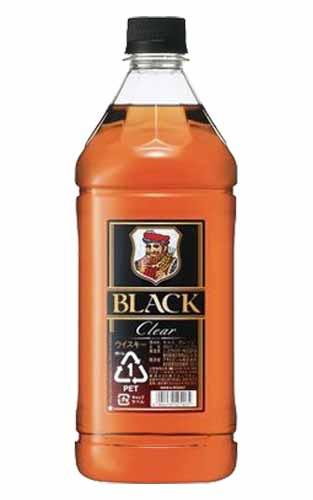 【正規品・1800ml】ブラックニッカ・クリア・ブレンデッド・ウイスキー・ニッカウイスキー・正規代理店品・1800ml・37% ブラックニッカクリアBLACK NIKKA CLEAR BLENDED WHISKY 1800ml 37%