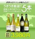 【送料無料】第2弾!うきうき厳選 世界の白ワインが味