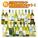 白ワイン  玉手箱おすすめワイン驚異の20本セット