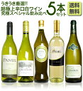 【送料無料】第2弾!うきうき厳選 世界の白ワインが味わえる超...