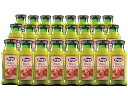 ヨーガ ペスカ・エ・マンゴ 200ml×24本 (イタリア フルーツジュース) ヨーガ各種2ケースまで同梱可能、その他商品とは同梱不可