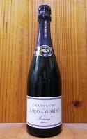 【6本以上ご購入で送料 代引無料】シャルル ド モンランシー シャンパーニュ レゼルヴ ブリュット ポール ローラン 泡 白 ワイン 辛口 750ml シャンパンCharles de Monrency Champagne Reserve Brut