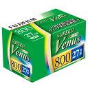 富士フィルム 35mmフィルム SUPERIA Venus 800 27枚撮 27EX