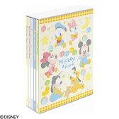 ナカバヤシ ディズニーキャラクター/ベビーミッキー&フレンズ 5冊BOXポケットアルバム ア-PL-1021-4 02P01Oct16