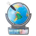 ドウシシャ しゃべる地球儀 パーフェクトグローブ Horiz