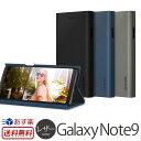 【送料無料】【あす楽】 Galaxy Note9 ケース 手帳 レザー araree Bonnet Stand for GalaxyNote9 手帳型 スマホケース SC-01L ギャラクシー SC01L SCV40 ギャラクシーノート9 カバー GalaxyNote9ケース 手帳型ケース カード収納 手帳ケース Samsung