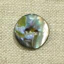 メキシコ貝 二つ穴ボタン シェルボタン