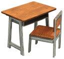 机と椅子ジオラマベース(硬質紙製)