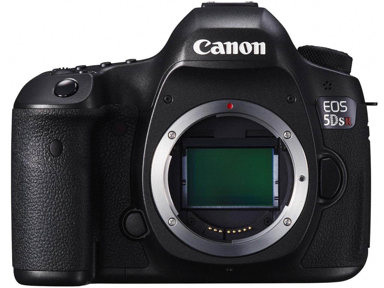 【代引き手数料無料】CANON デジタル一眼カメラ EOS 5Ds R BODY