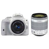 【代引き手数料無料】CANON デジタル一眼カメラ EOS Kiss X7 WH WLK2