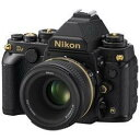 NIKON デジタル一眼カメラ Df 50mm f/1.8G Special Gold EditionKIT/GL