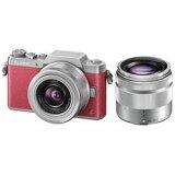 Panasonic デジタルカメラ DMC-GF7W-P