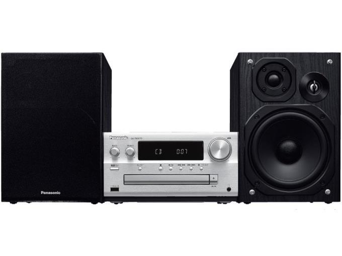 Panasonic コンポ SC-PMX70-SSC-PMX70