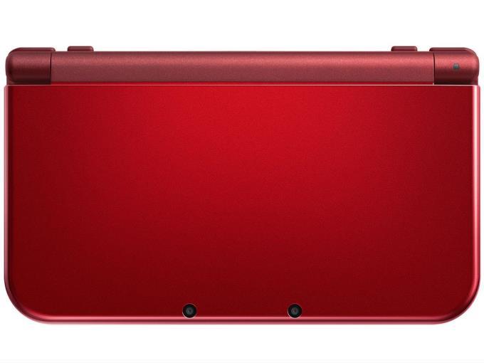 NINTENDO ゲーム機本体(ポータブル) Newニンテンドー3DS LL メタリックレッド